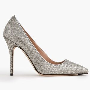 ⭐️HP⭐️ J. Crew Roxie Glitter Pumps